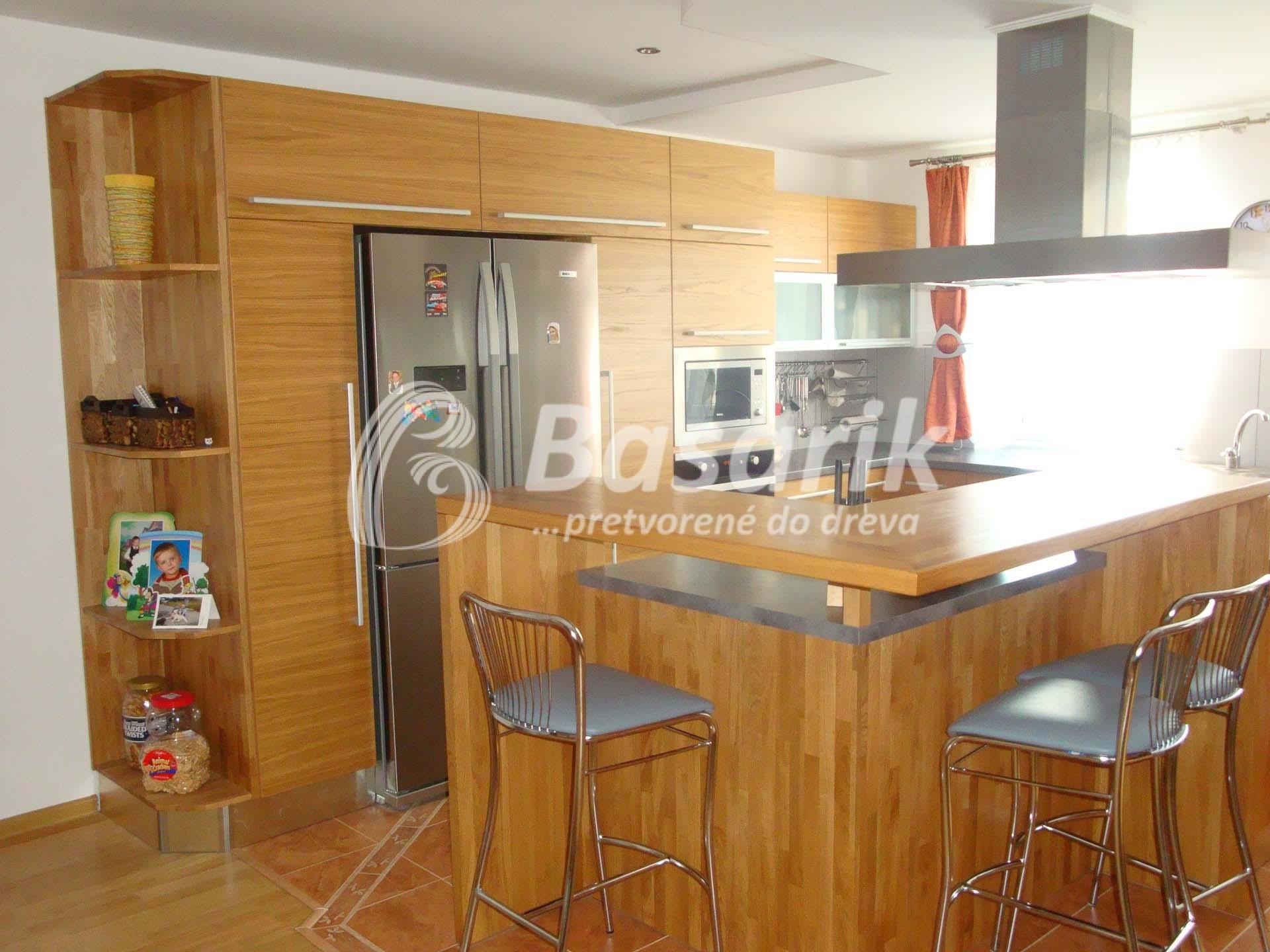 Kuchyňa drevo