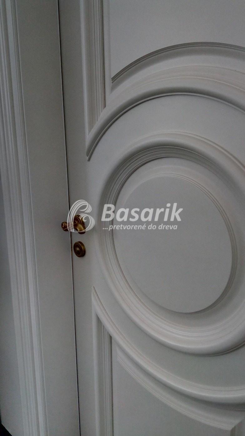 Historické kazetové dvere