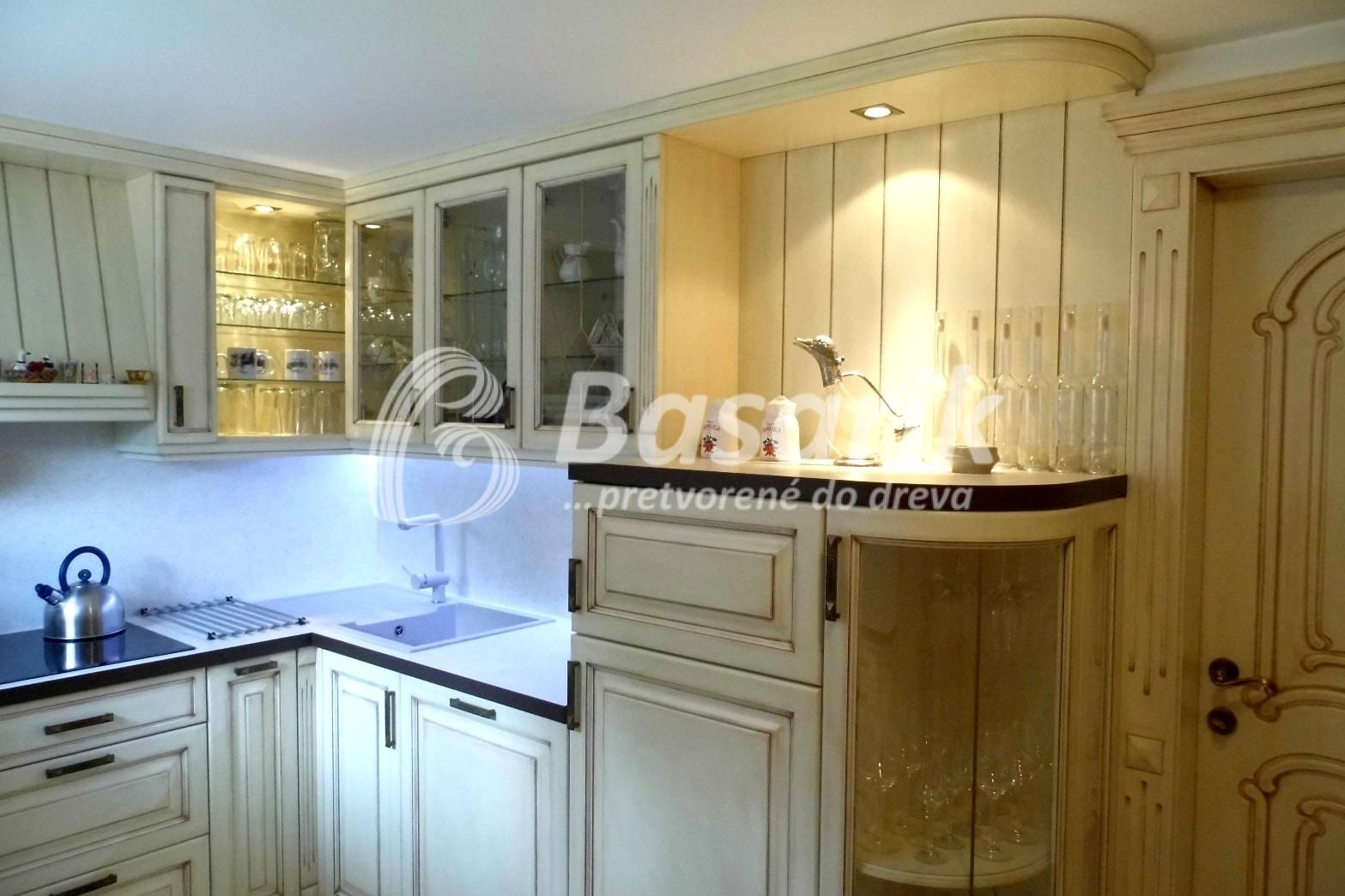 kuchyňa provensalska patinovaná