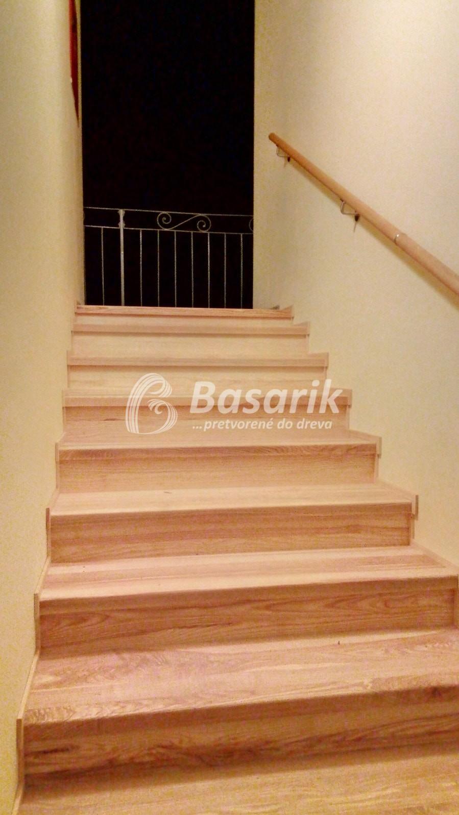 schody renovácia