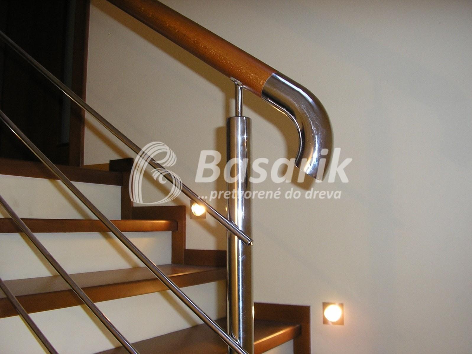 schodisko v dome
