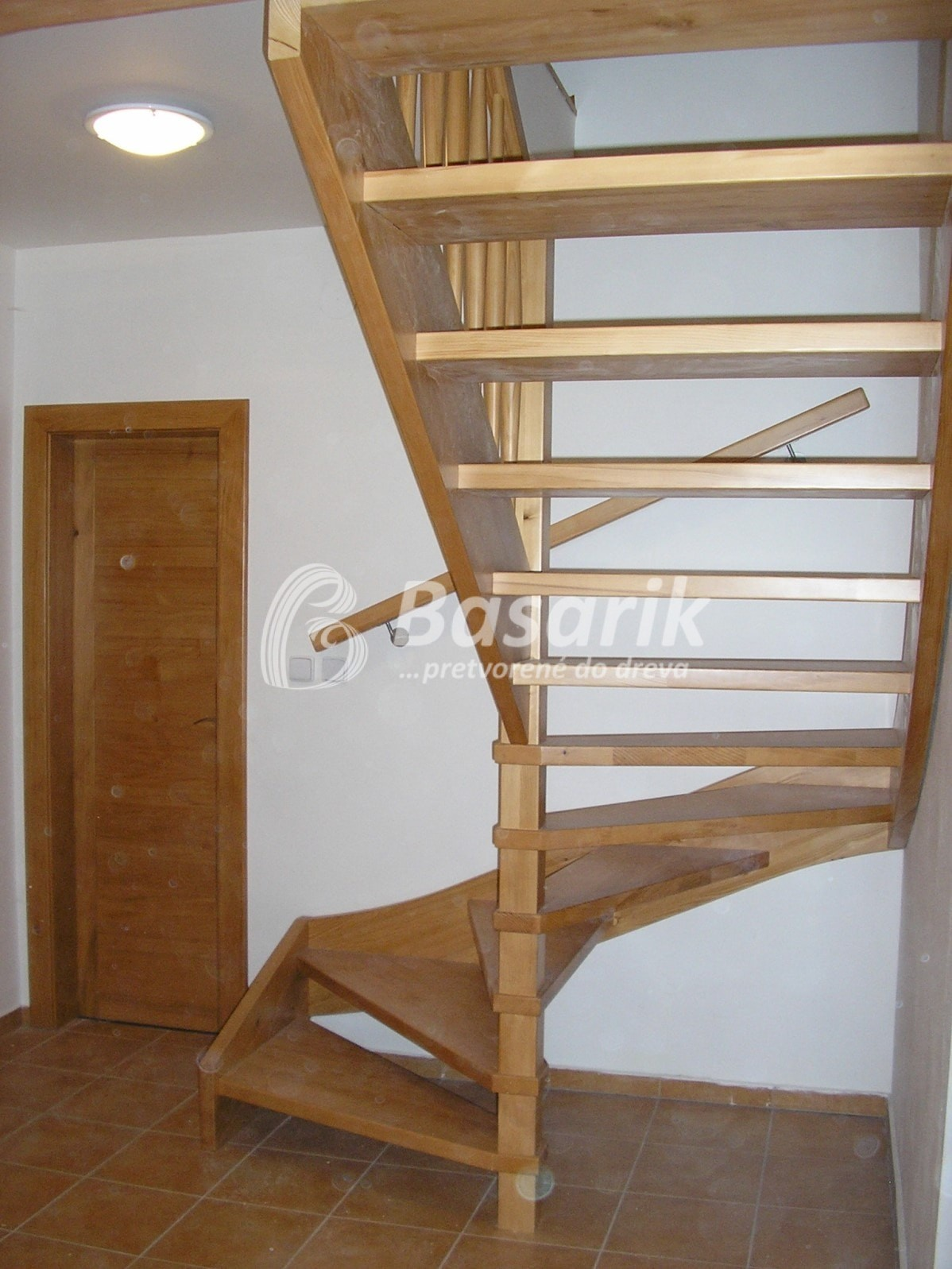 samonosne schody