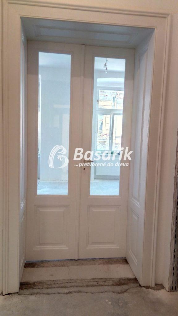 Renovácia dvere zárubňa