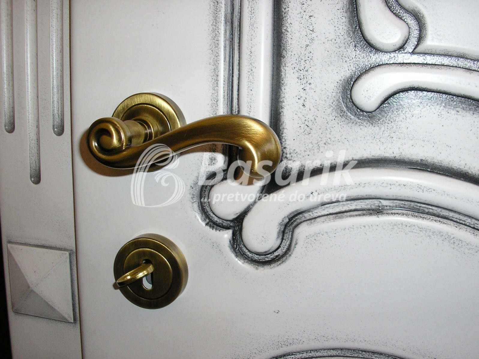 Luxusné interiérové dvere