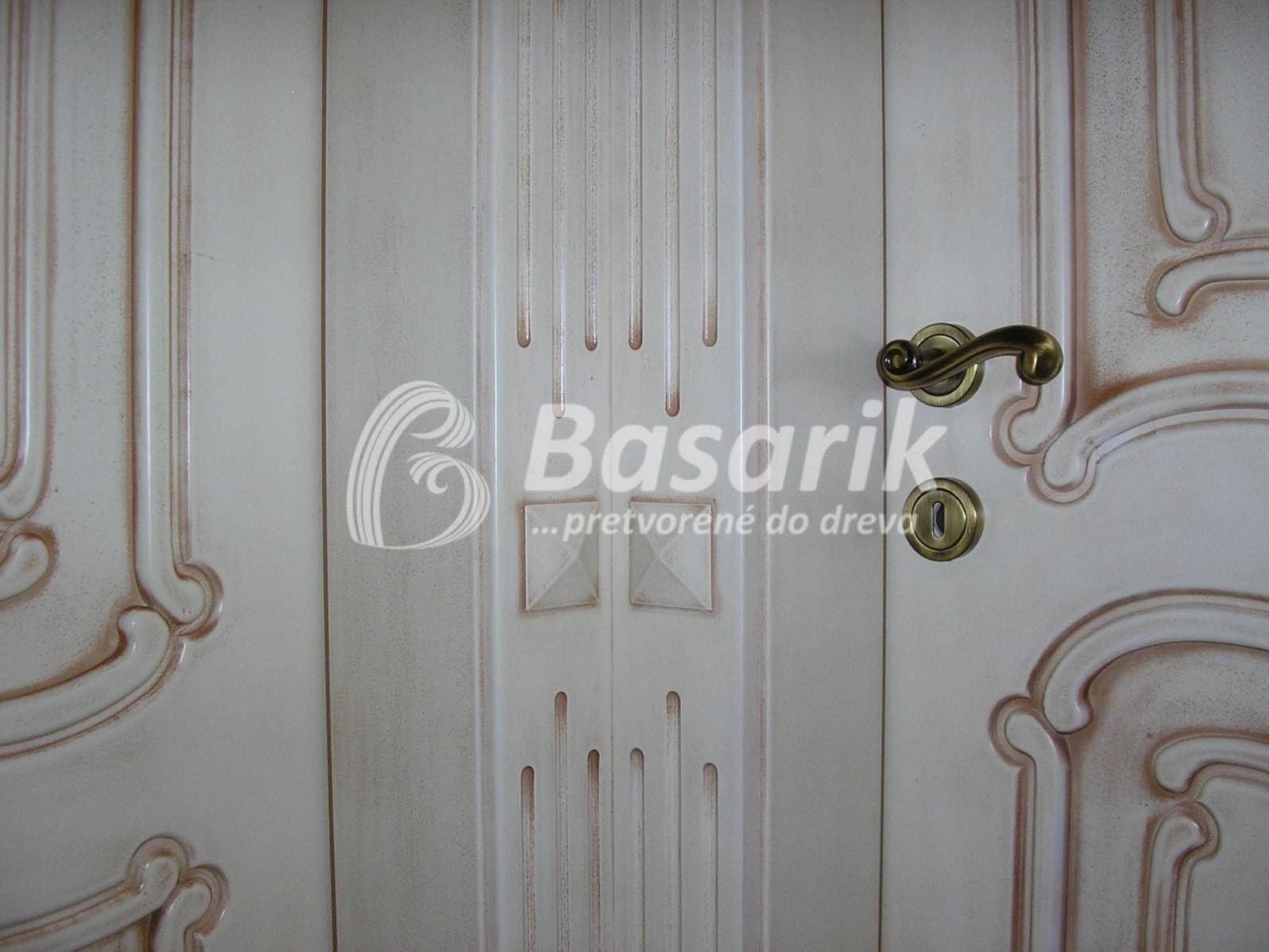Luxusné dvere / vintage štýl