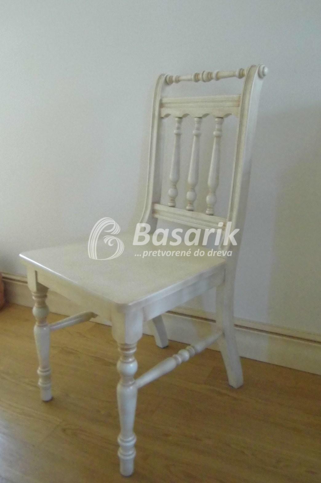 vintage stoličky
